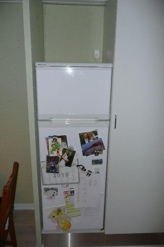 Det gamle køleskab