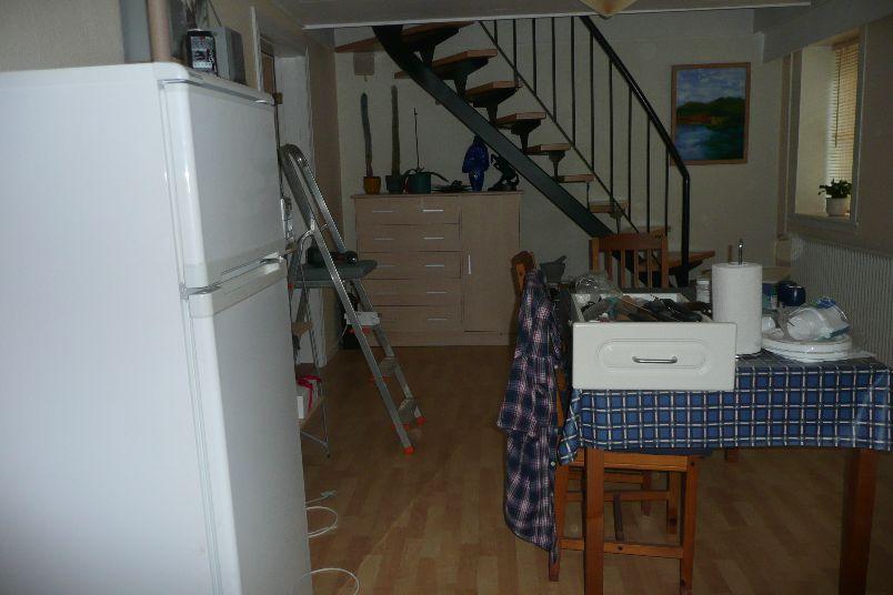 Stuen, eller er det køkkenet?