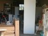 Garagen fyldes